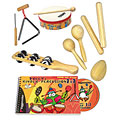 Voggenreiter Voggy's Kinder Percussion-Set « Percussionset