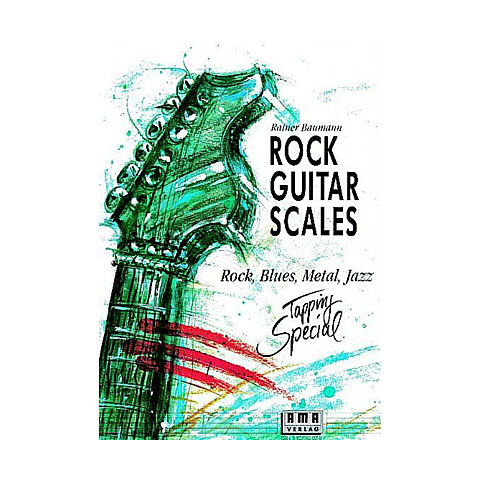 AMA Rock Guitar Scales