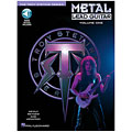 Lehrbuch Hal Leonard Metal Lead Guitar Vol.1