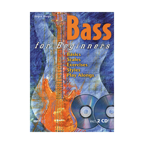 Alfred KDM Bass for Beginners