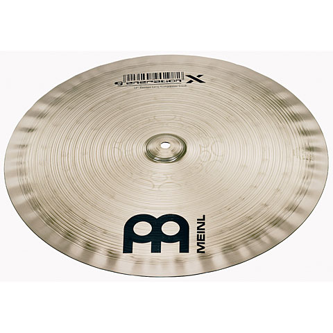 Meinl 17  Generation X Kompressor Crash