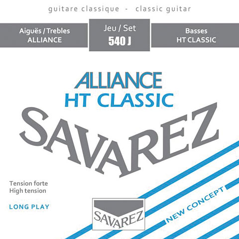 Savarez Alliance 540 J