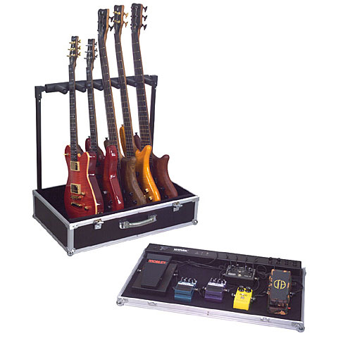 Rockcase RC23140B m.5-fach stand