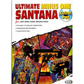 Carisch Ultimate Minus One Carlos Santana « Play-Along