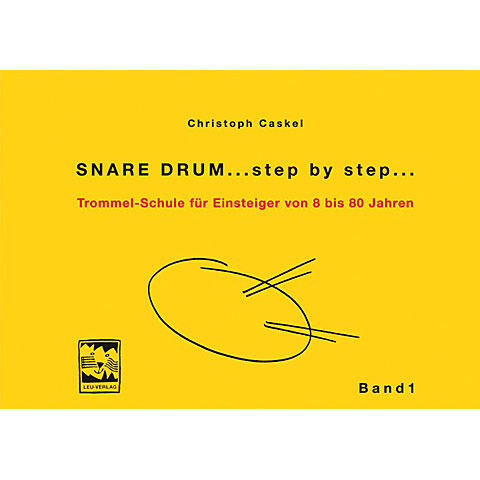 Leu Snare Drum...step by step Bd.1