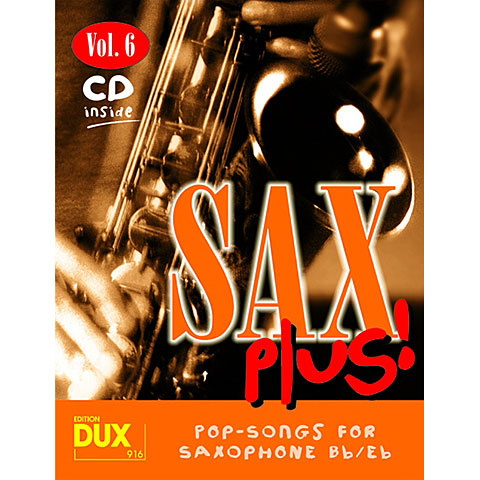 Dux Sax Plus! Vol.6
