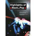 Notenbuch Helbling Highlights of Rock & Pop