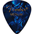 Fender 351 Blue Moto, medium (12 Stk.) « Plektrum