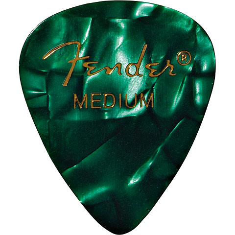 Fender 351 Green Moto, heavy (12 Stk.)