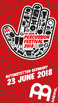 The Meinl Percussion Festival 2018