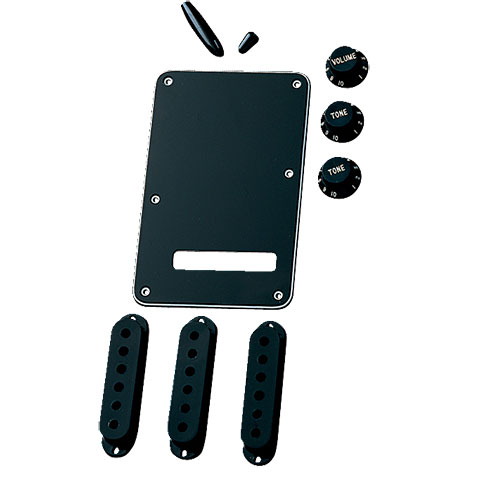Fender Accessory Kit black