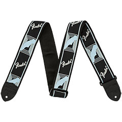 Fender Monogram 2  Black/Light Grey/Blue