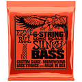 Ernie Ball 6-String Long Scale Slinky 2838 « Saiten E-Bass