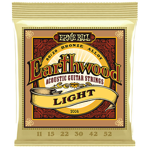Ernie Ball Earthwood EB2004 011-052