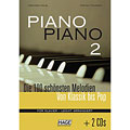 Hage Piano Piano 2 + 2 CDs « Notenbuch