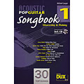 Dux Acoustic Pop Guitar Songbook 1 « Notenbuch