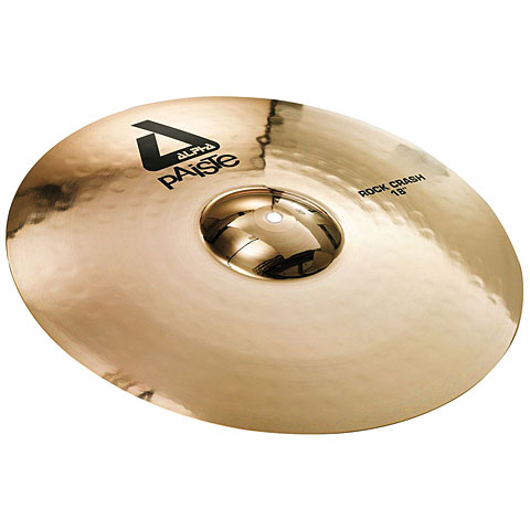 Paiste Alpha Brilliant 18  Rock Crash