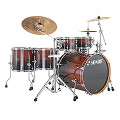 Sonor Essential Force ESF 11 Stage S Drive Brown Fade