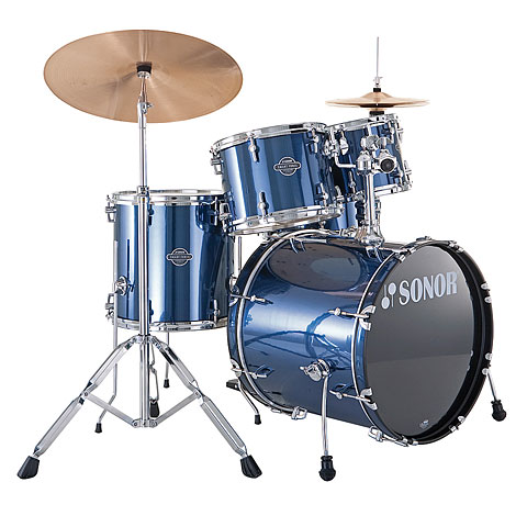 Sonor Smart Force Xtend SFX 11 Stage 2 Brushed Blue