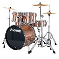 Sonor Smart Force Xtend SFX 11 Stage 2 Brushed Copper « Schlagzeug