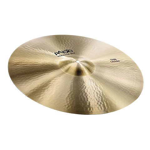 Paiste Formula 602 18  Thin Crash