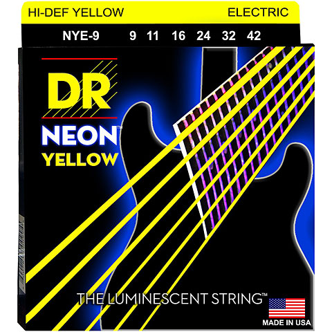 DR Neon Yellow Lite