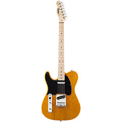 Squier Affinity Tele MN, Butterscotch Blonde « E-Gitarre Lefthand