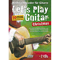 Notenbuch Hage Let's Play Guitar Christmas