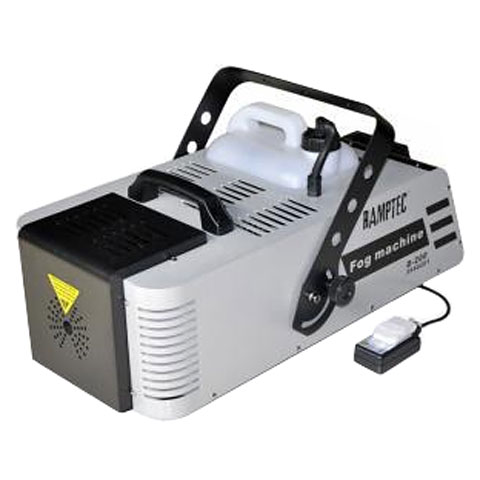 Ramptec Fog Machine D-200