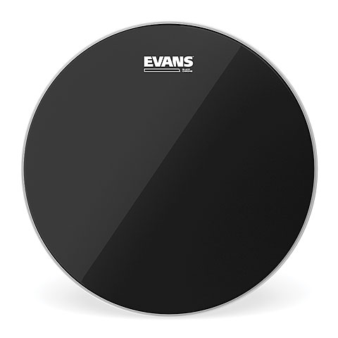 Evans Black Chrome TT14CHR