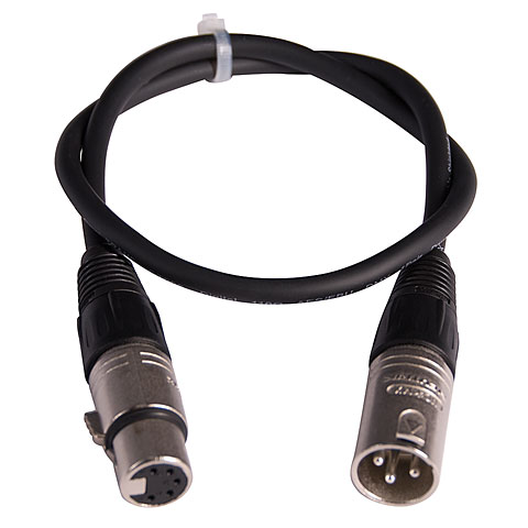 LightTeknik DMX Adapter 3M-> 5F