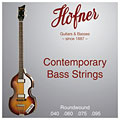Saiten E-Bass Höfner HCT1133R Beatles Bass