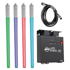 American DJ LED Pixel Tube 360 Set