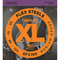 D'Addario EFX160 Flex Steels .050-105 « Saiten E-Bass