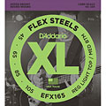 D'Addario EFX165 Flex Steels .045-105 « Saiten E-Bass