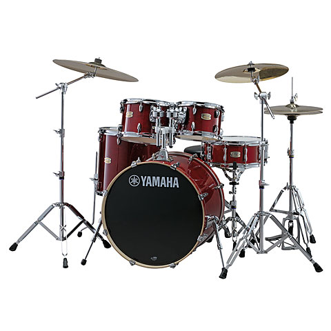Yamaha Stage Custom Birch SBP-2F5CR6W