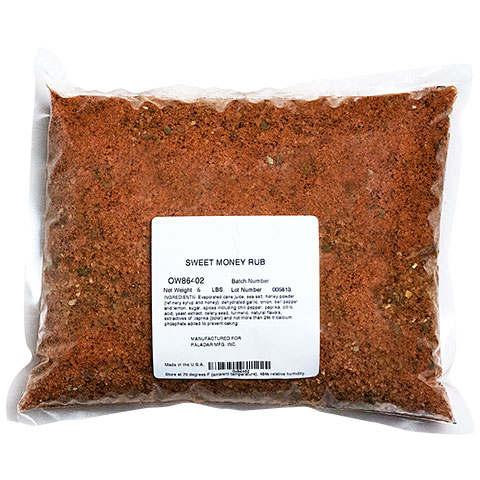 Big Poppa Smokers BPS Sweet Money 5 lbs/2268 g