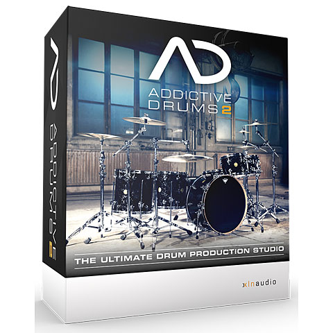 XLN Audio Addictive Drums 2