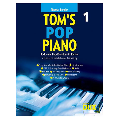 Dux Tom's Pop Piano 1