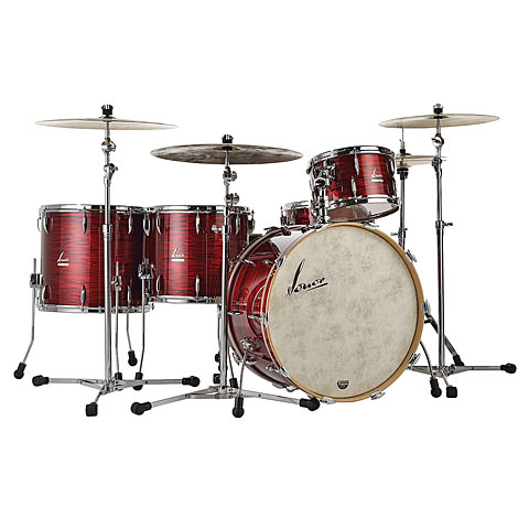 Sonor Vintage Series VT16 Rock 2 Red Oyster