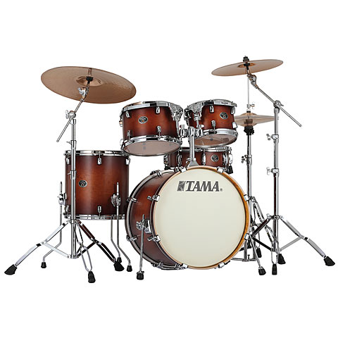 Tama Silverstar 20  Antique Brown Burst