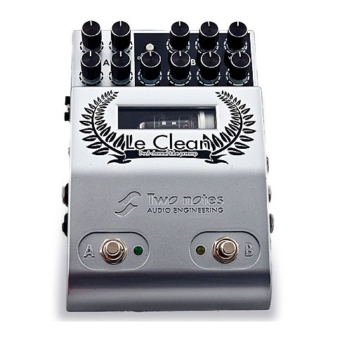 Two Notes Le Clean Dual Channel Preamp
