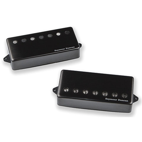Seymour Duncan Jeff Loomis Signature Blackouts 7-String Set