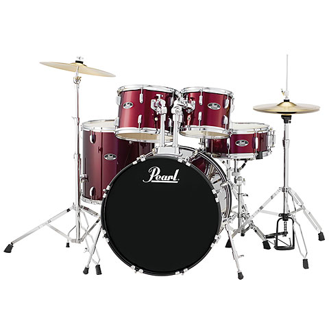 Pearl Roadshow 22  Wine Red