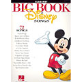 Hal Leonard Big Book Of Disney Songs - Clarinet « Notenbuch