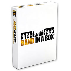 PG Music Band-in-a-Box Pro 2016 PC German