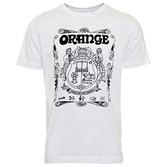 Orange Crest WHT XL