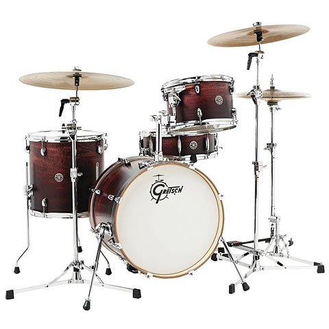 Gretsch Catalina Club 18  Satin Antique Fade Drumset