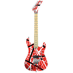 EVH Striped Series 5150 R/B/W « E-Gitarre