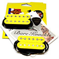 Pickup E-Gitarre Bare Knuckle Nailbomb Open Set yellow